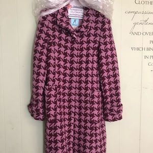Marciano Purple Coat - Size M